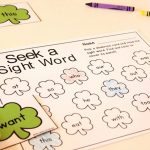 Editable St. Patrick's Day Sight Word Game
