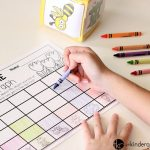 Spring Roll and Graph FREE Printable Math Activity