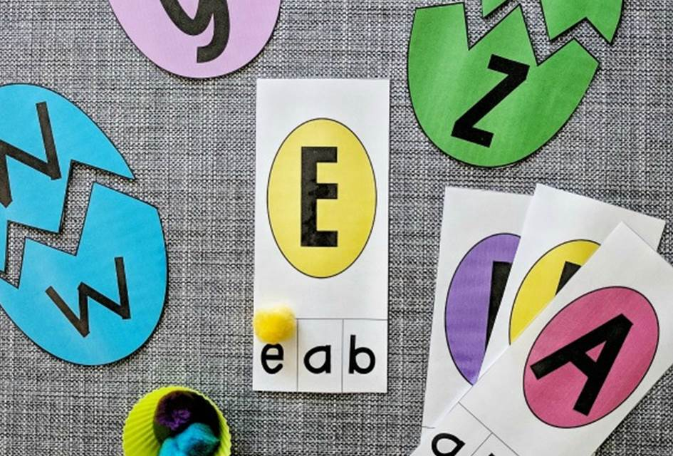 Easter Egg Letter Pack