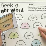 Editable Ice Cream Sight Word Game