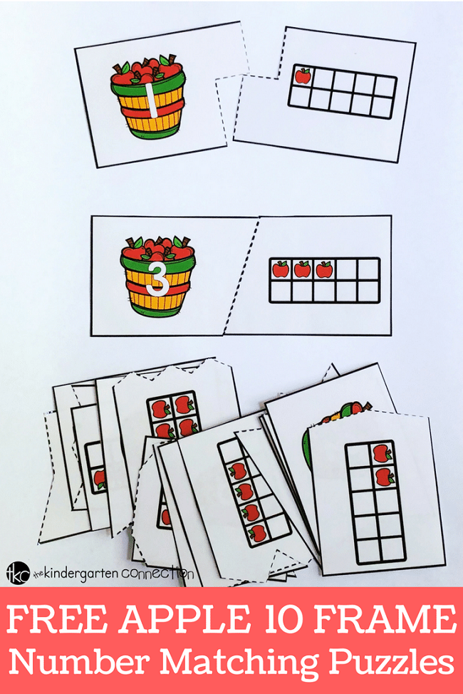 FREE Pencil Alphabet Match Activity for Pre-K and Kindergarten! Perfect for Back to School season!
