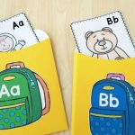 Back to School Beginning Sound Sort Activity