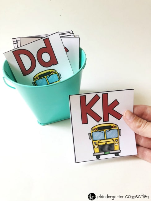 FREE Alphabet Back to School Activities, for kindergarten