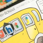 Back-to-School Alphabetical Order Activity