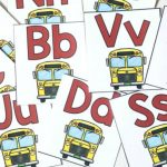 BacktoSchoolAlphabetActivitiesFlashcards, free printable