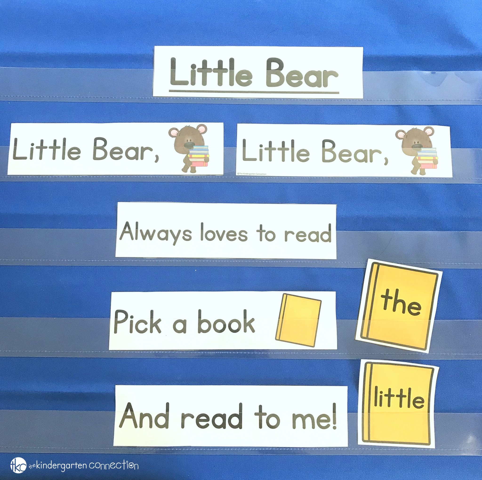 editable sight word pocket chart activity