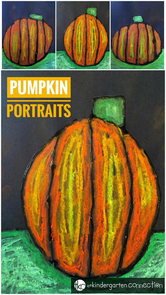 pumpkin art project
