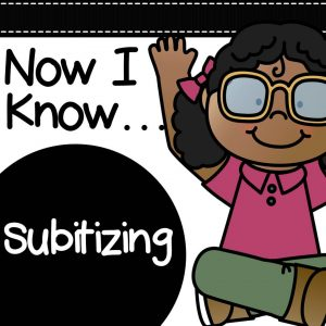 Fun and Engaging Activities to introduce or help strengthen skills of subitizing!