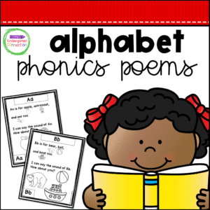 alphabet phonics poems