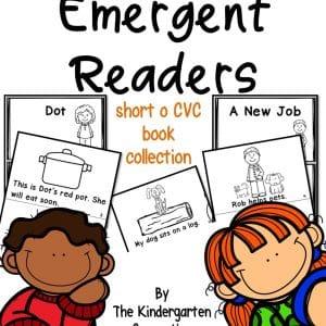 CVC readers short o cover
