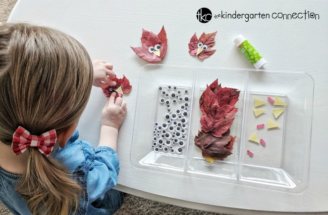 Turkey Craft for Kids and Top Five Thanksgiving Read Alouds for Pre-K and Kindergarten!