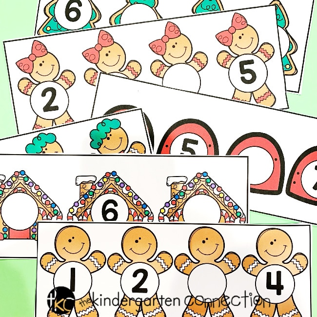 FREE Printable Number Order Activity for Pre-K and Kindergarten!