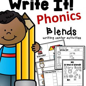phonetic spelling Archives - The Kindergarten Connection