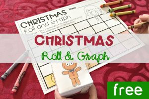 Christmas Roll & Graph
