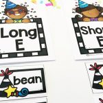 New Year's Long and Short Vowel Sort