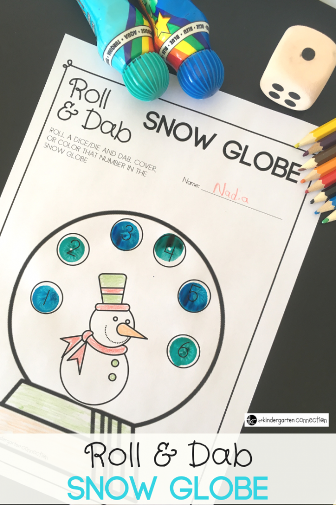 picture relating to Globe Printable called Totally free Printable Roll and Address Snow World Variety Recreation for