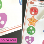 Cookies color sort fb