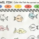 Fish Short Vowel Activity