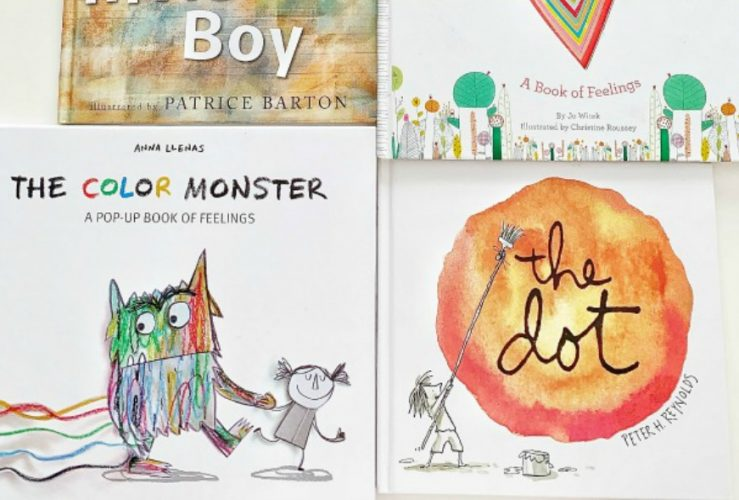 Six Social-Emotional Read Alouds