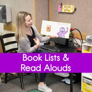 Book Lists and Read Alouds