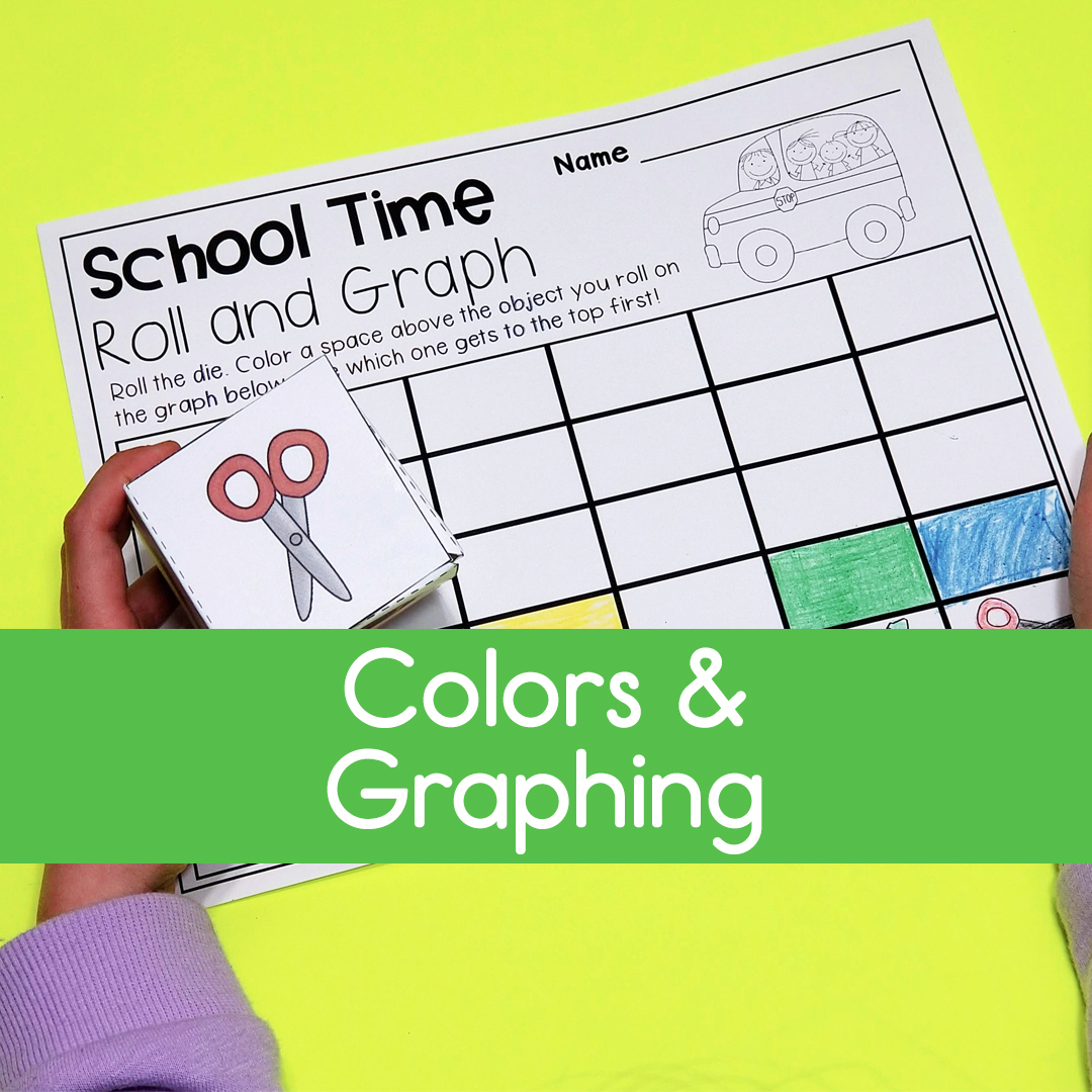 Colors & Graphing