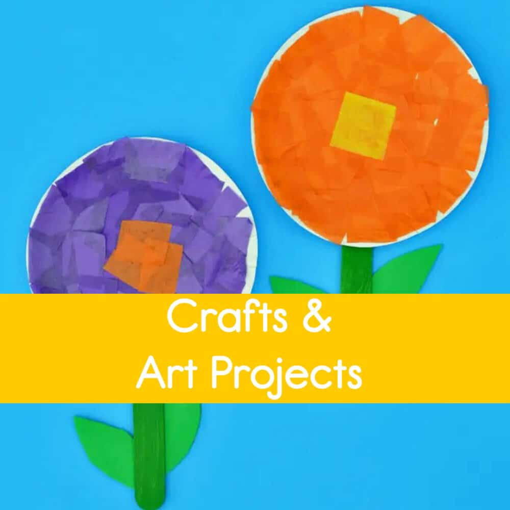 Crafts & Art Projects