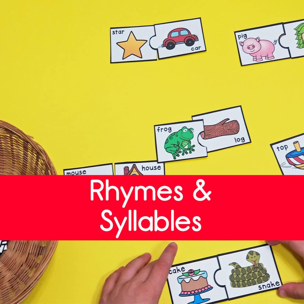 Rhymes and Syllables