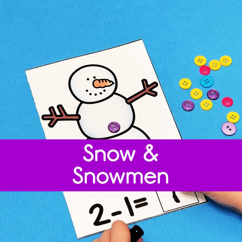 Snow & Snowmen