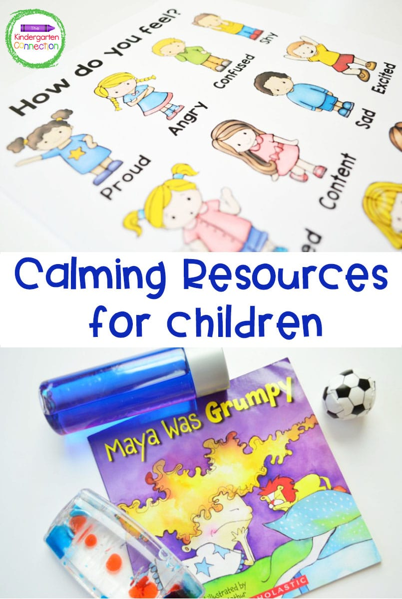 Check out our favorite calming tools and resources for children that really work!