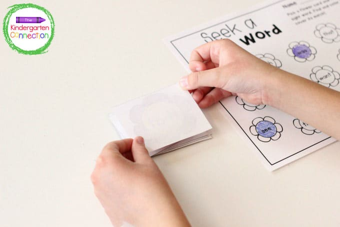 This activity allows for customization and differentiation. Choose any 15 words that you'd like your students to focus on!