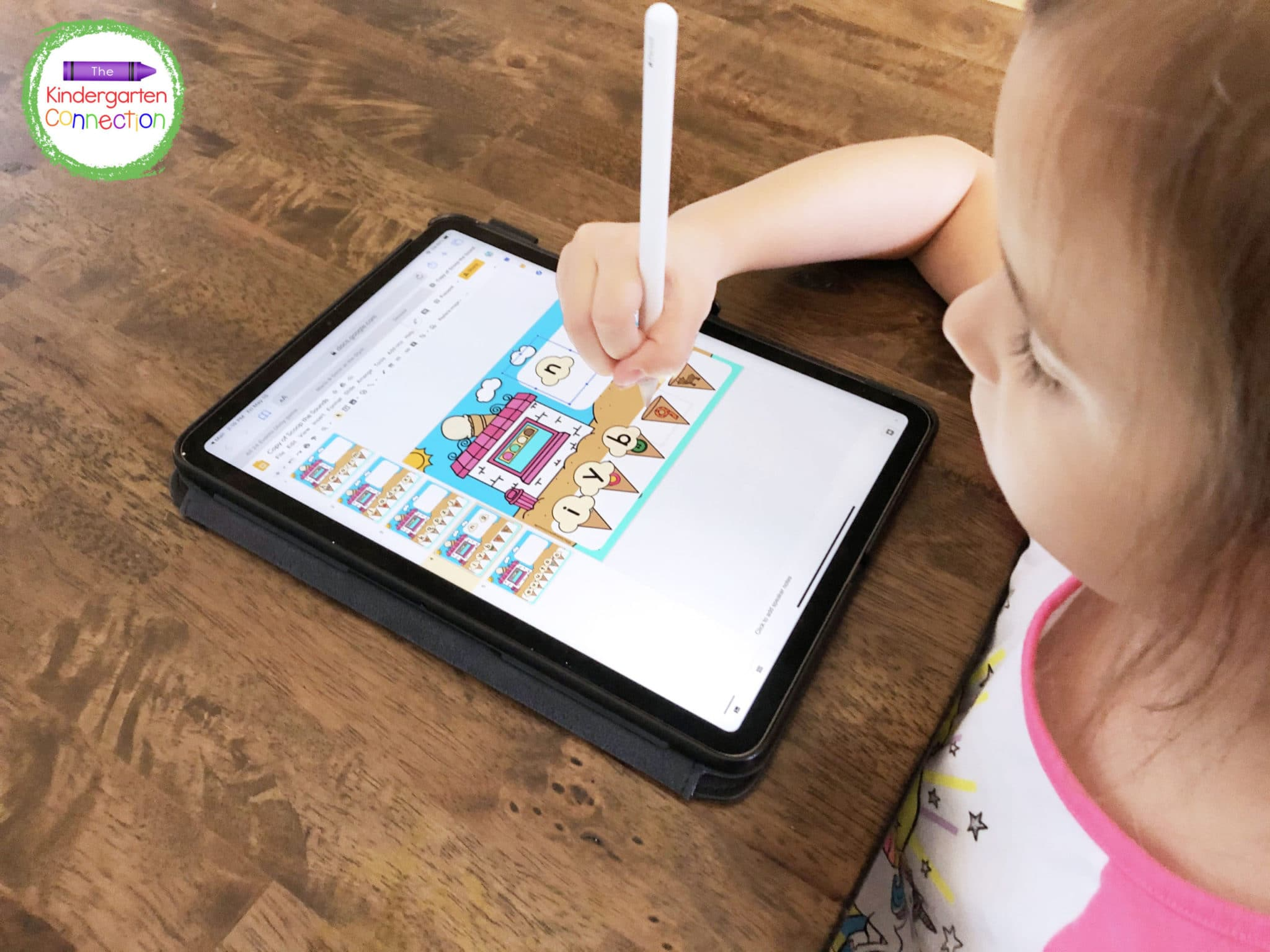 Your students can use a tablet independently to practice important skills in a way they will truly enjoy.