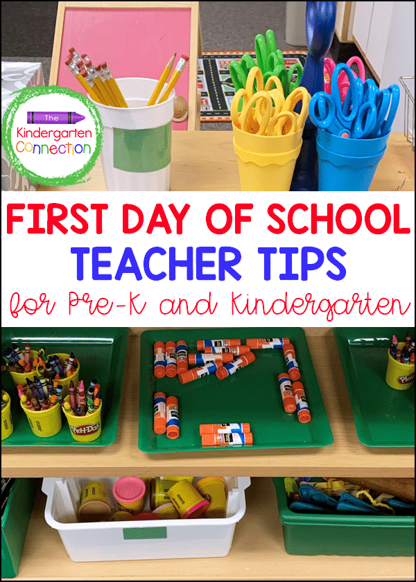 Check out our list of Tested Teacher Tips for the First Day of School that you can download and keep handy to rock your next first day!