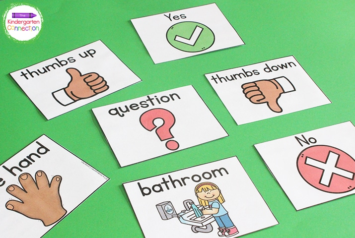 Student Response Cards increase engagement with virtual whole group teaching, or when you're back in the classroom.