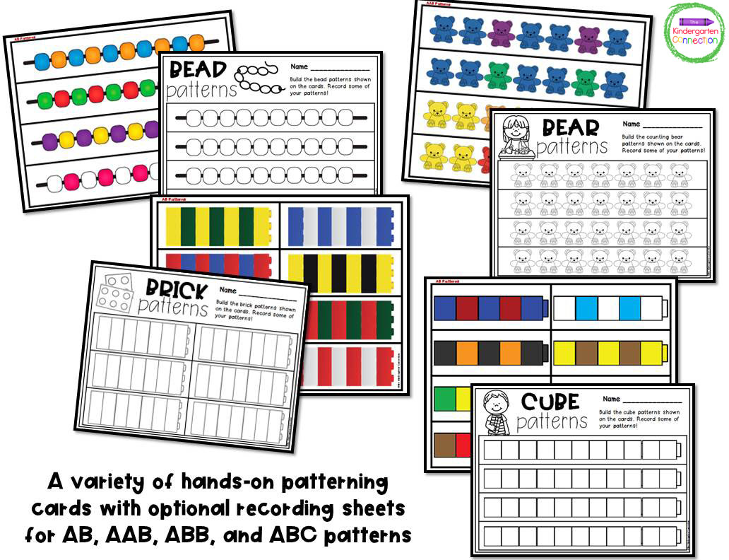 There are over 130 pages of patterning fun in this amazing pattern pack.