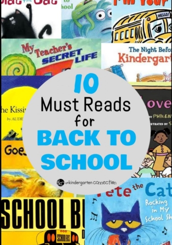 10 Back to School Books