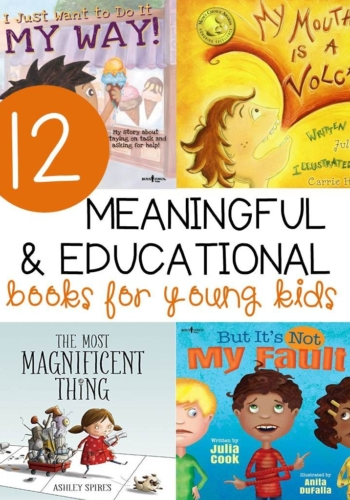 12 Meaningful and Educational Books