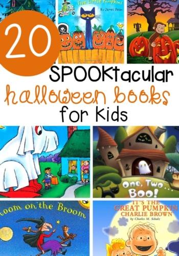 20 Halloween Books for Kids