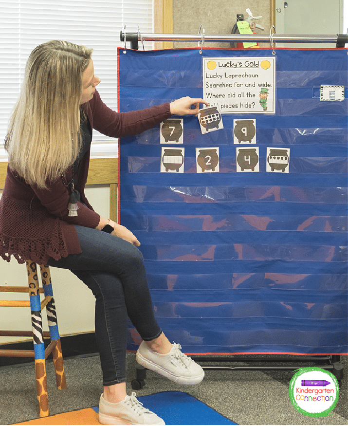 Break out those pocket charts, story books, calendar, and circle time activities for virtual whole group teaching!