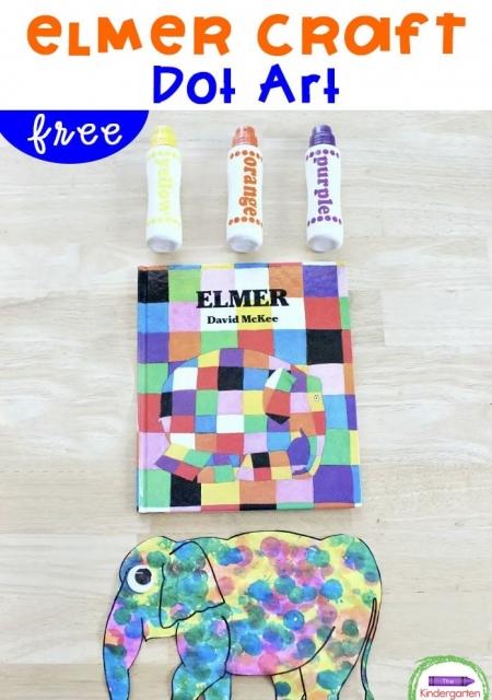 Elmer Craft Dot Art