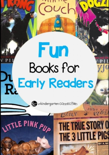 Fun Books for Early Readers