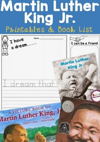 Martin Luther King, Jr. Books for Kids