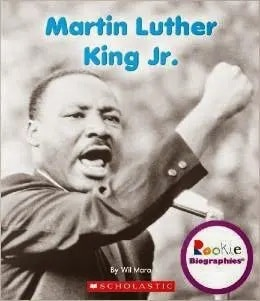 Your students will love the real photographs in Martin Luther King, Jr.