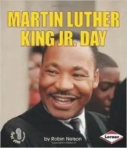 Martin Luther King Jr. Day includes real pictures of Martin Luther King.