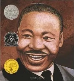 Martin's Big Words stresses the importance of Martin Luther King Jr.'s important messages.