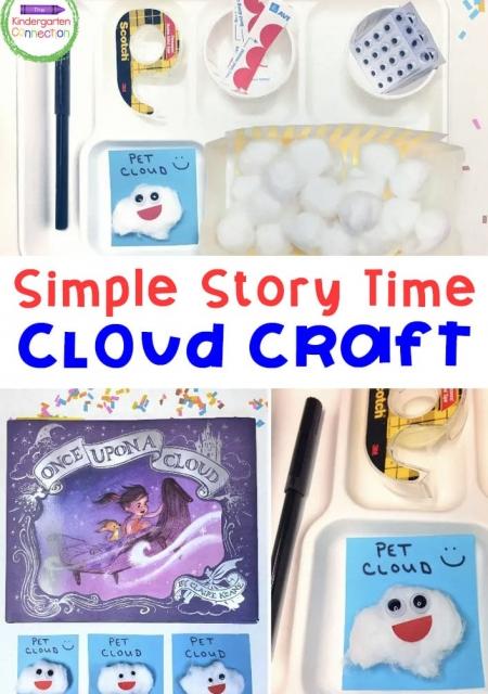 Simple Pet Cloud Craft