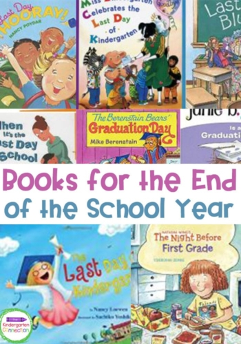 Books for the End of the School Year