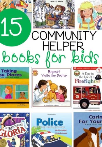 15 Community Helper Books for Kids