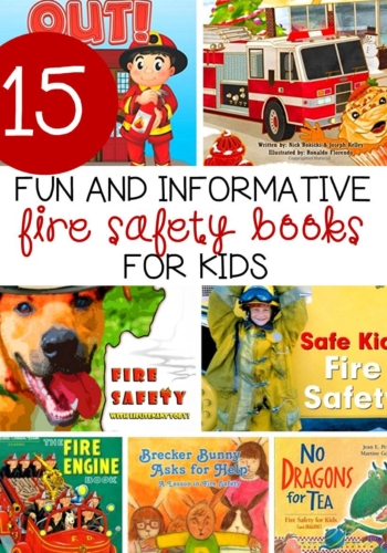 15 Fun and Informative Fire Safety Books