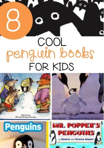 8 Penguin Books for Kids