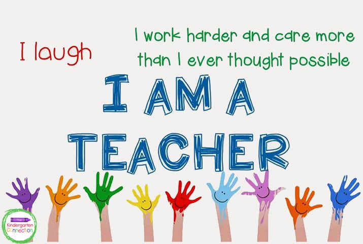 The Truth About Teaching Kindergarten From A Kindergarten Teacher